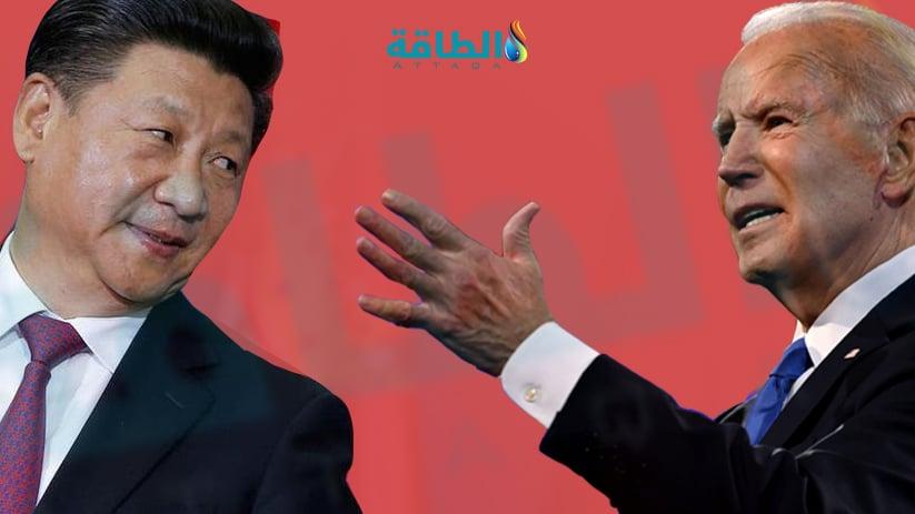 قضية المناخ - بايدن والصين
