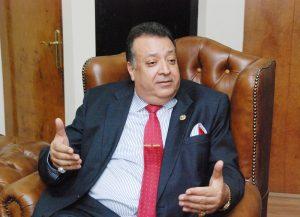 رئيس لجنة الطاقة باتحاد الصناعات المصرية