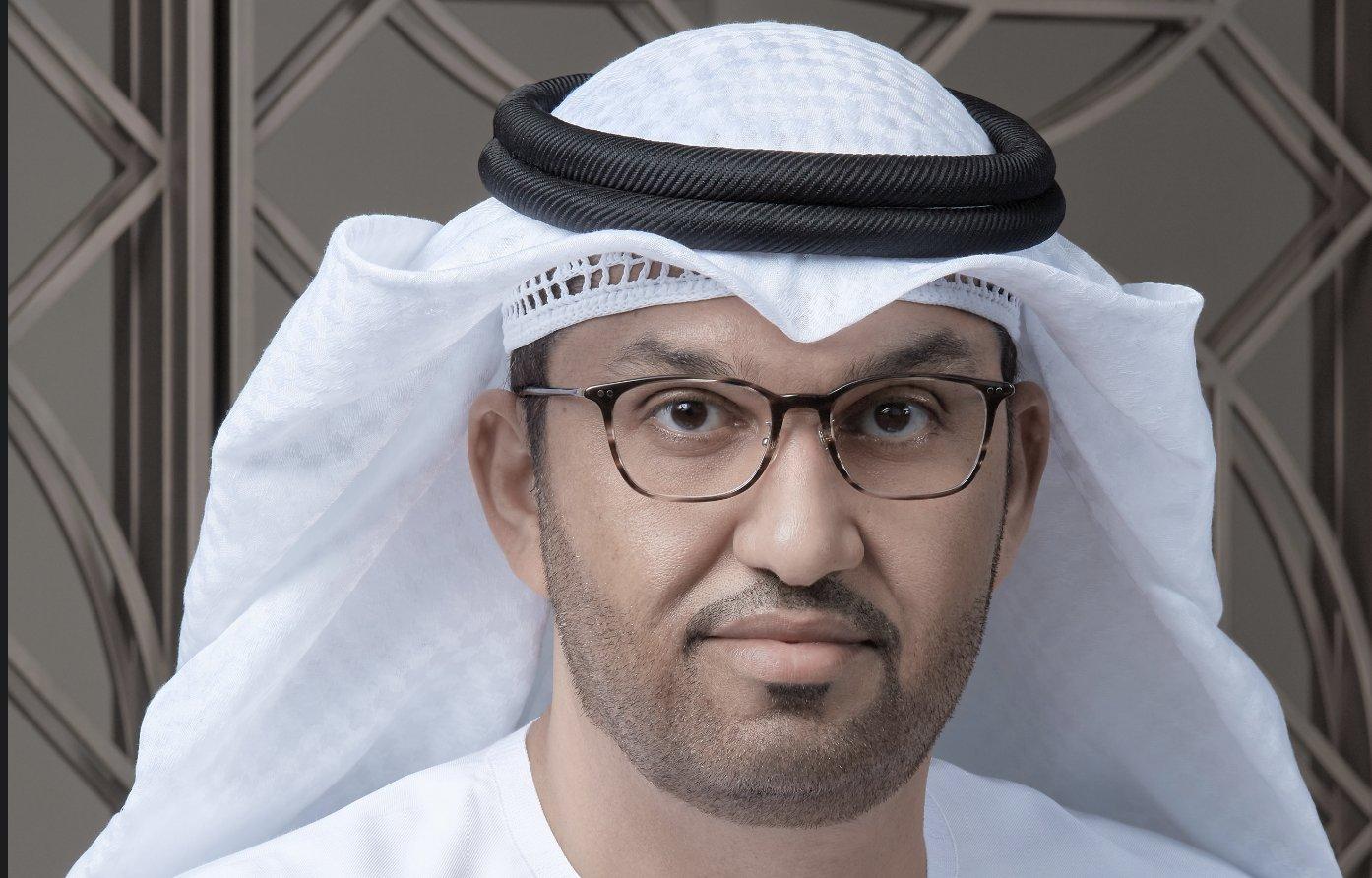أسبوع أبوظبي للاستدامة - سلطان الجابر