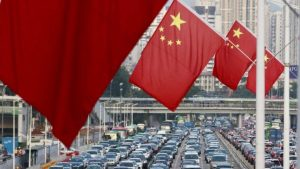 سيارات الطاقة المتجددة الصين