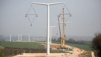 Photo of بريطانيا تسعى لتطوير الشبكات الكهربائية ودمج طاقة الرياح البحرية