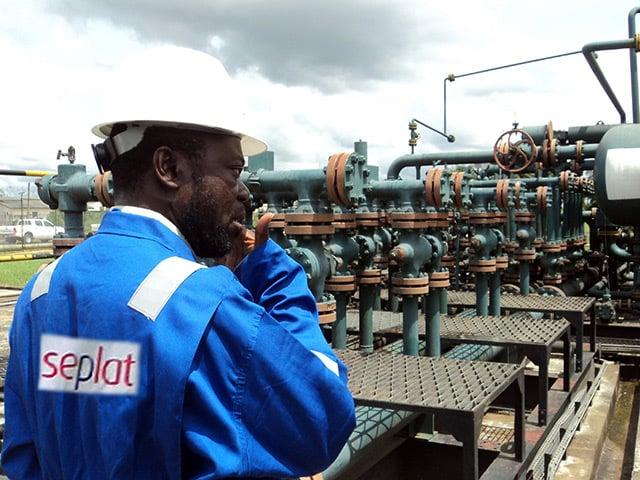 اتفاقية لتعزيز انتاج النفط من مصفاة والتر سميث