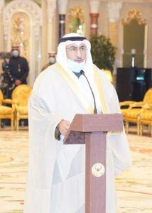 وزير النفط الكويتي الجديد محمد الفارس