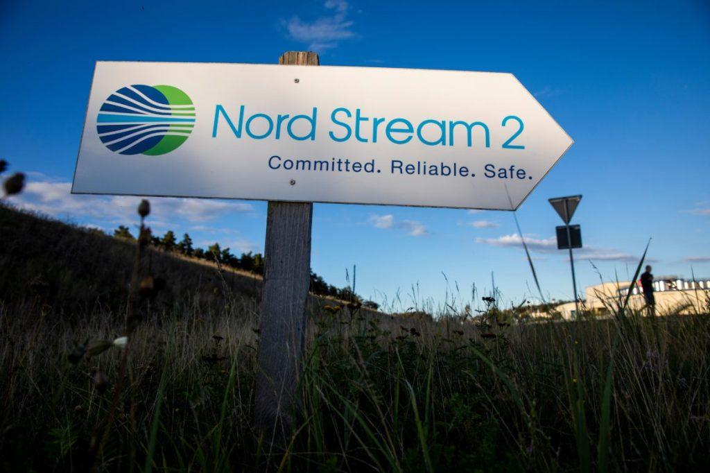 شركة شل - غازبروم تكشف موعد الانتهاء من نورد ستريم2