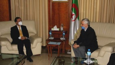 Photo of تعاون مشترك بين الجزائر والصين في مشروعات الطاقة المتجدّدة