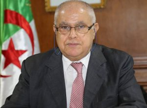 تنصيب بايدن - وزير الطاقة الجزائري