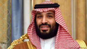 مشروع هيدروجين - ولي العهد السعودي محمد بن سلمان