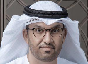 أسبوع أبوظبي للاستدامة - سلطان الجابر - احتجاز الكربون
