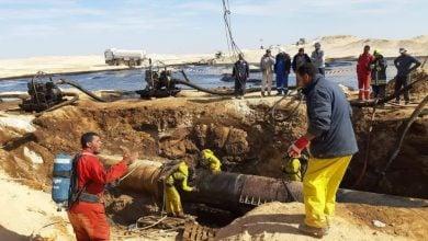 """Photo of سرت الليبية تنجح في السيطرة على تسريب نفطي بخطّ """"36 بوصة"""""""