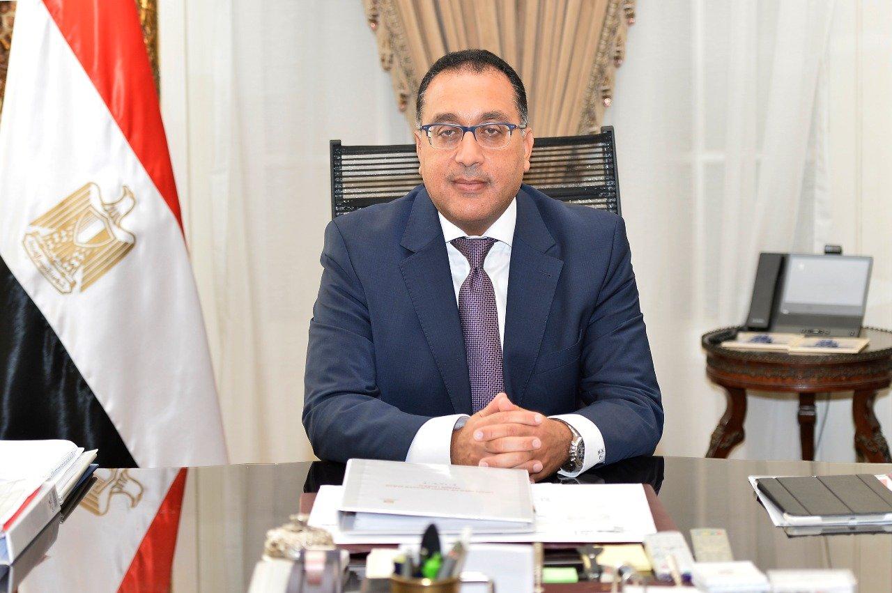 شنايدر إليكتريك - رئيس الوزراء المصري مصطفى مدبولى