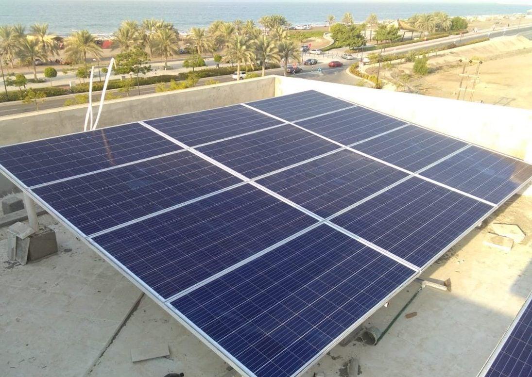 الطاقة الشمسية - العراق