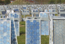 Photo of الوجه الخفي للطاقة الشمسية... تراكم نفايات الألواح ينذر بأزمة عالمية (فيديو)