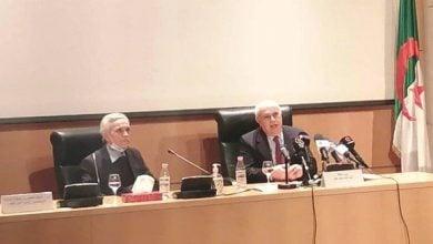 Photo of وزير الطاقة الجزائري يبحث إستراتيجية إنتاج الكهرباء 2030