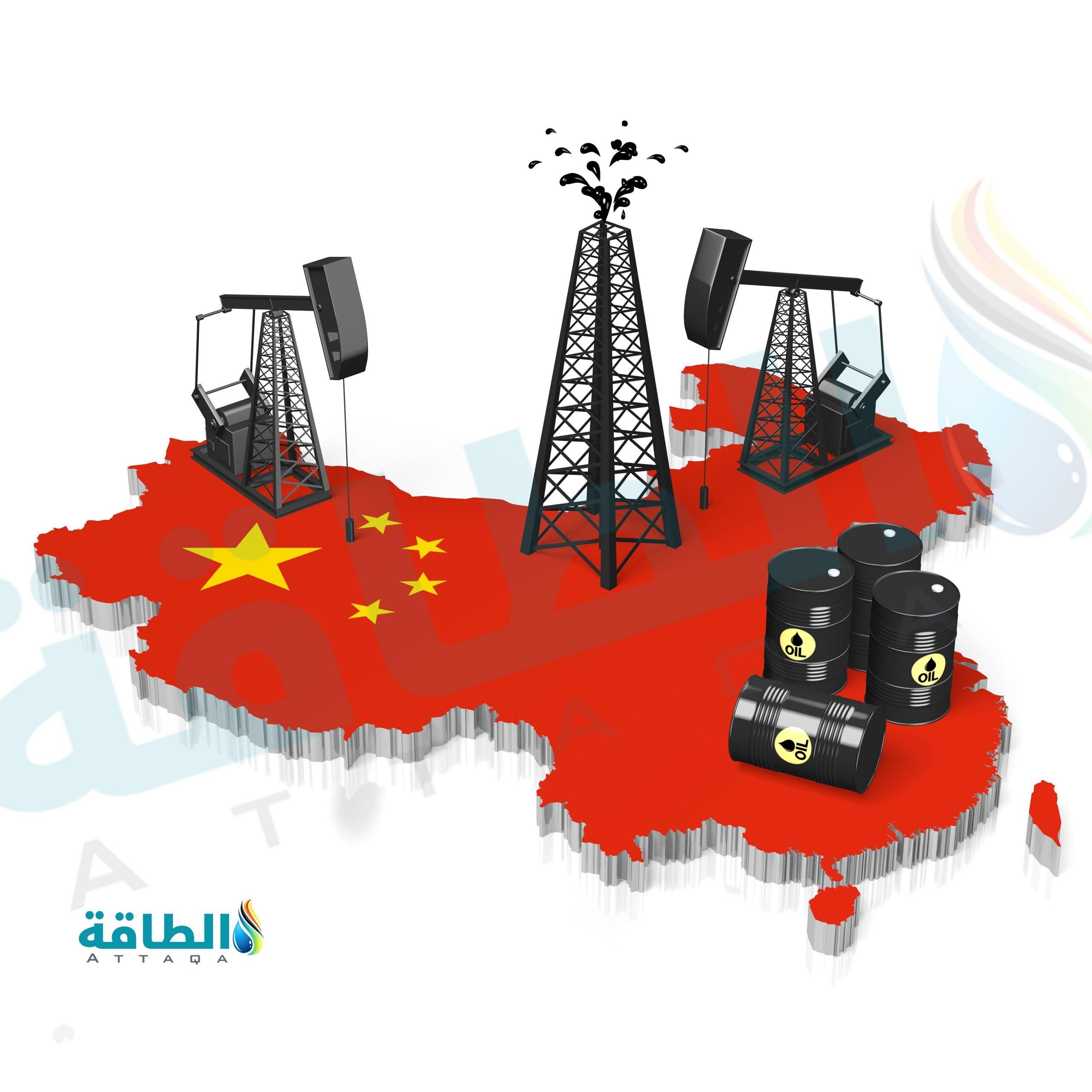 واردات الصين من النفط