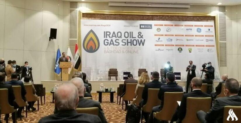 استثمارات الغاز في العراق
