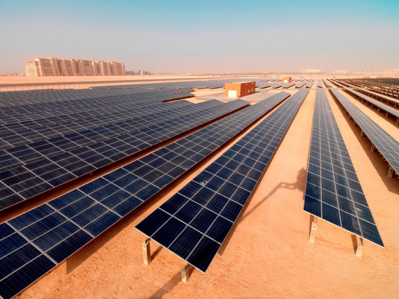 محطة توليد طاقة شمسية - أزمة الكهرباء في العراق