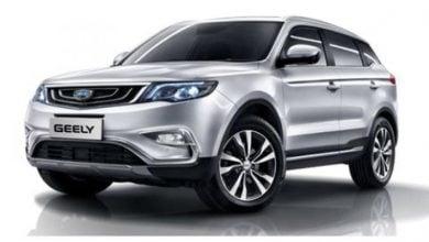 Photo of جيلي الصينية تخطط لزيادة مبيعات السيارات في 2021