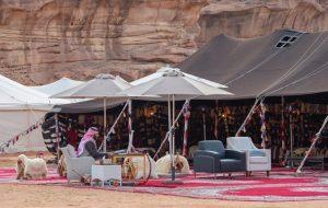 الأمير محمد بن سلمان يتحدث من مدينة العلا