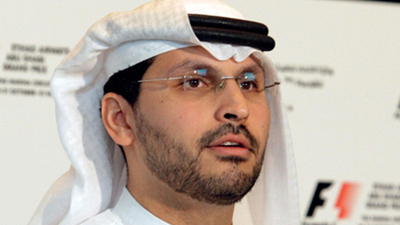شركة مبادلة الإماراتية - الرئيس التنفيذي لمجموعة مبادلة خلدون خليفة المبارك