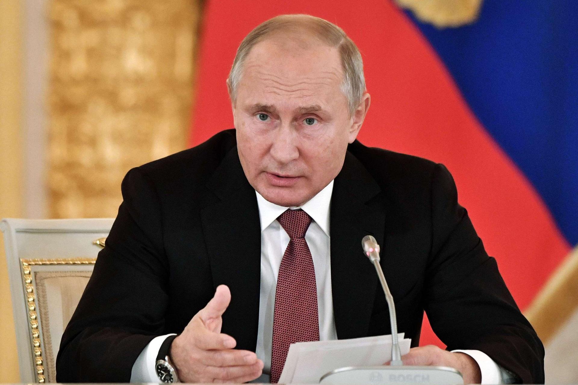 بوتين - الرئاسة الروسية - أوبك+