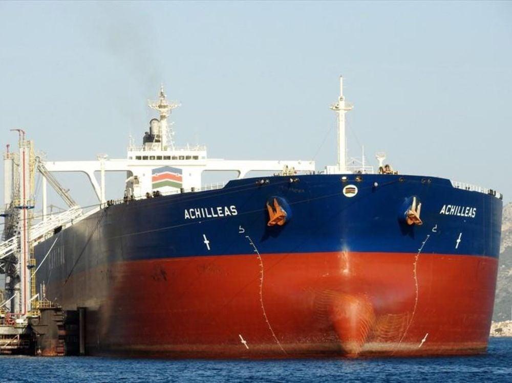إيران - ناقلة نفط - النفط الإيراني