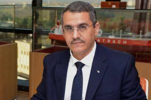 مدير سوناطراك الجزائرية