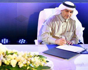 وزير الطاقة السعودي والغامدي