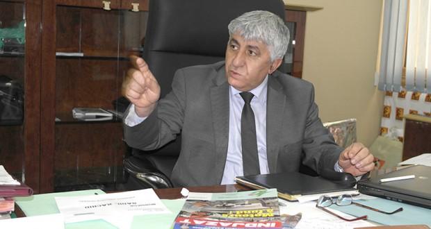رئيس سلطة ضبط المحروقات في الجزائر رشيد نديل - أرشيفية