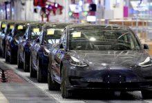 Photo of حوادث السيارات الكهربائية.. اشتعال تيسلا 3 الأكثر مبيعاً في الصين