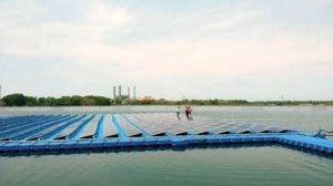 أكبر محطة طاقة شمسية