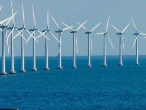 محطات الرياح البحرية