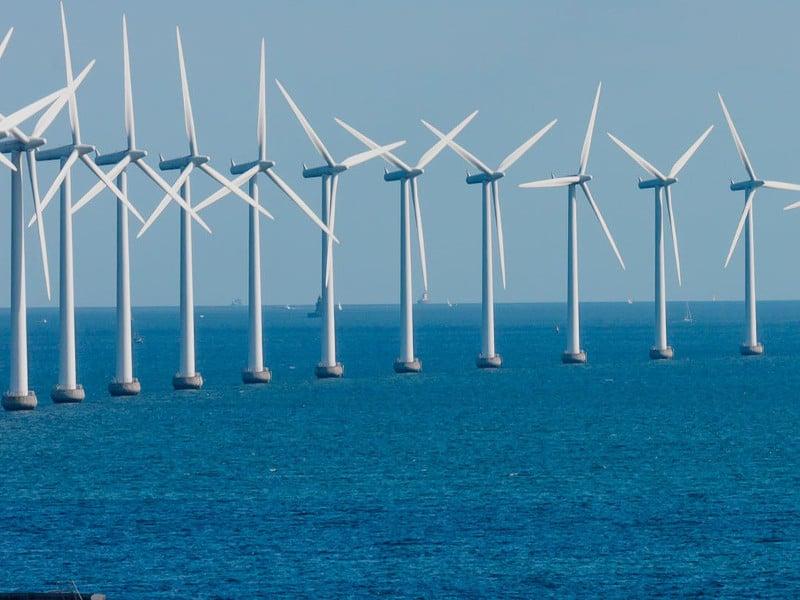 محطات الرياح البحرية - توربينات الرياح البحرية