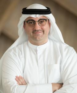 الرئيس التنفيذي لشركة مصدر محمد جميل الرمحي