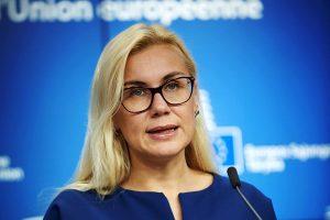 مفوضة الطاقة في الاتحاد الأوروبي كادري سيمسون