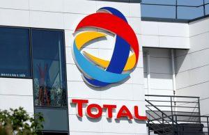 مقر شركة توتال الفرنسية