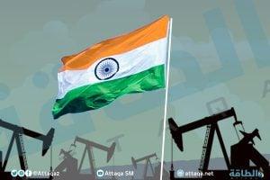 قطاع النفط - الهند