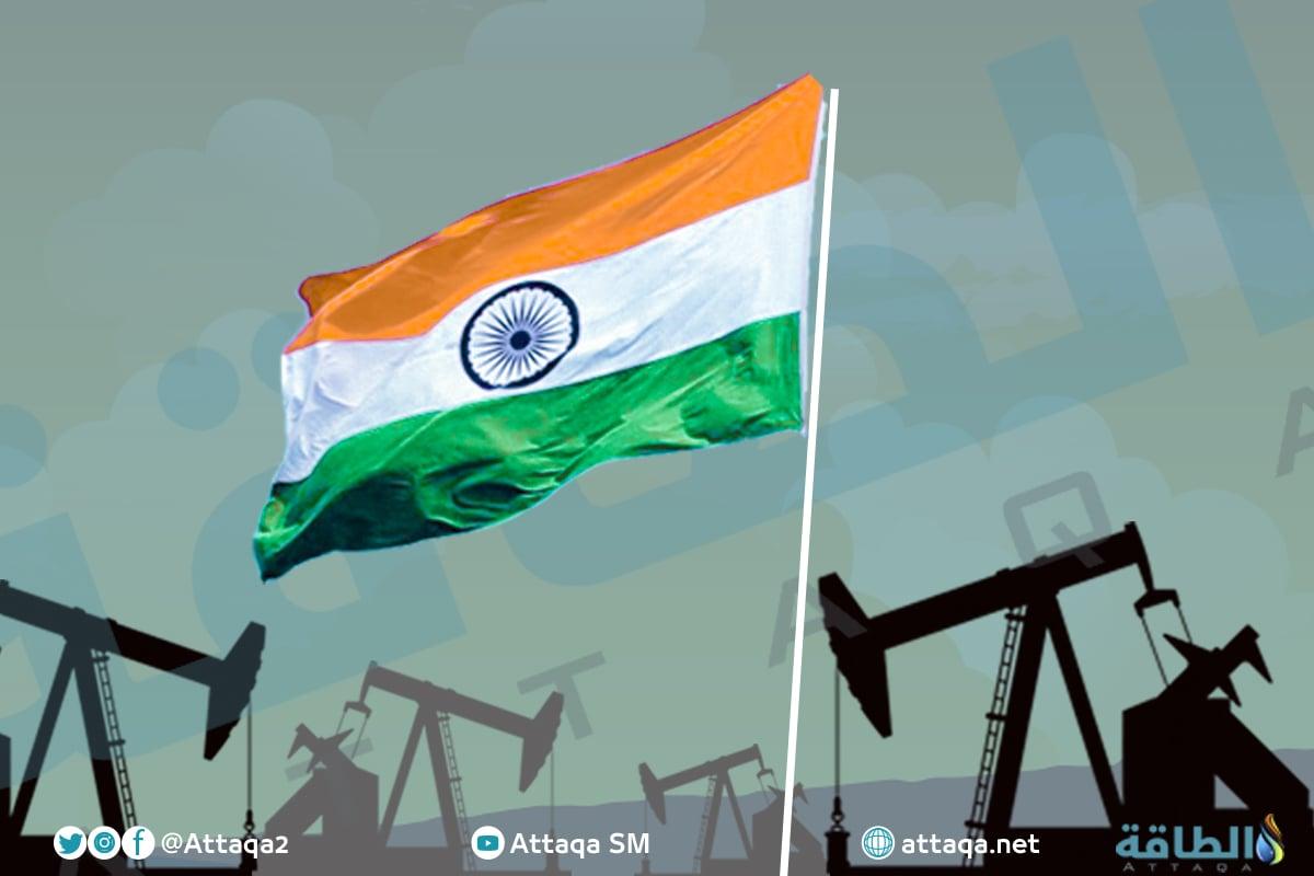 قطاع النفط - الهند - إنتاج النفط