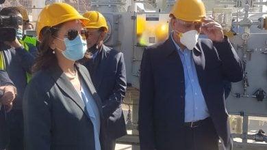 Photo of تدشين خط غاز الفوسفات للمجمع الصناعي في العقبة الأردنية