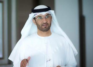 رئيس أدنوك الإماراتية سلطان الجابر