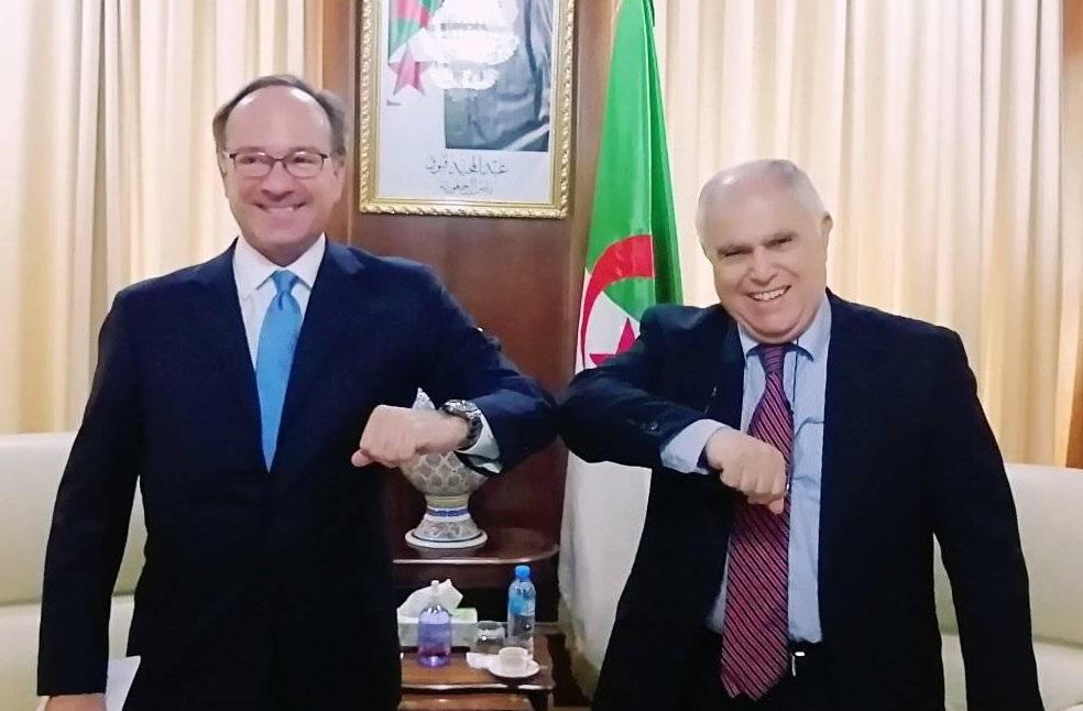 الجزائر وإيطاليا