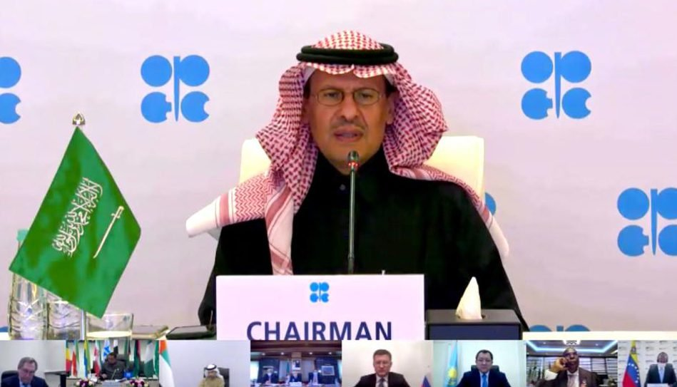 اجتماع أوبك+ - وزير الطاقة السعودي - السعودية - اجتماعات أوبك+