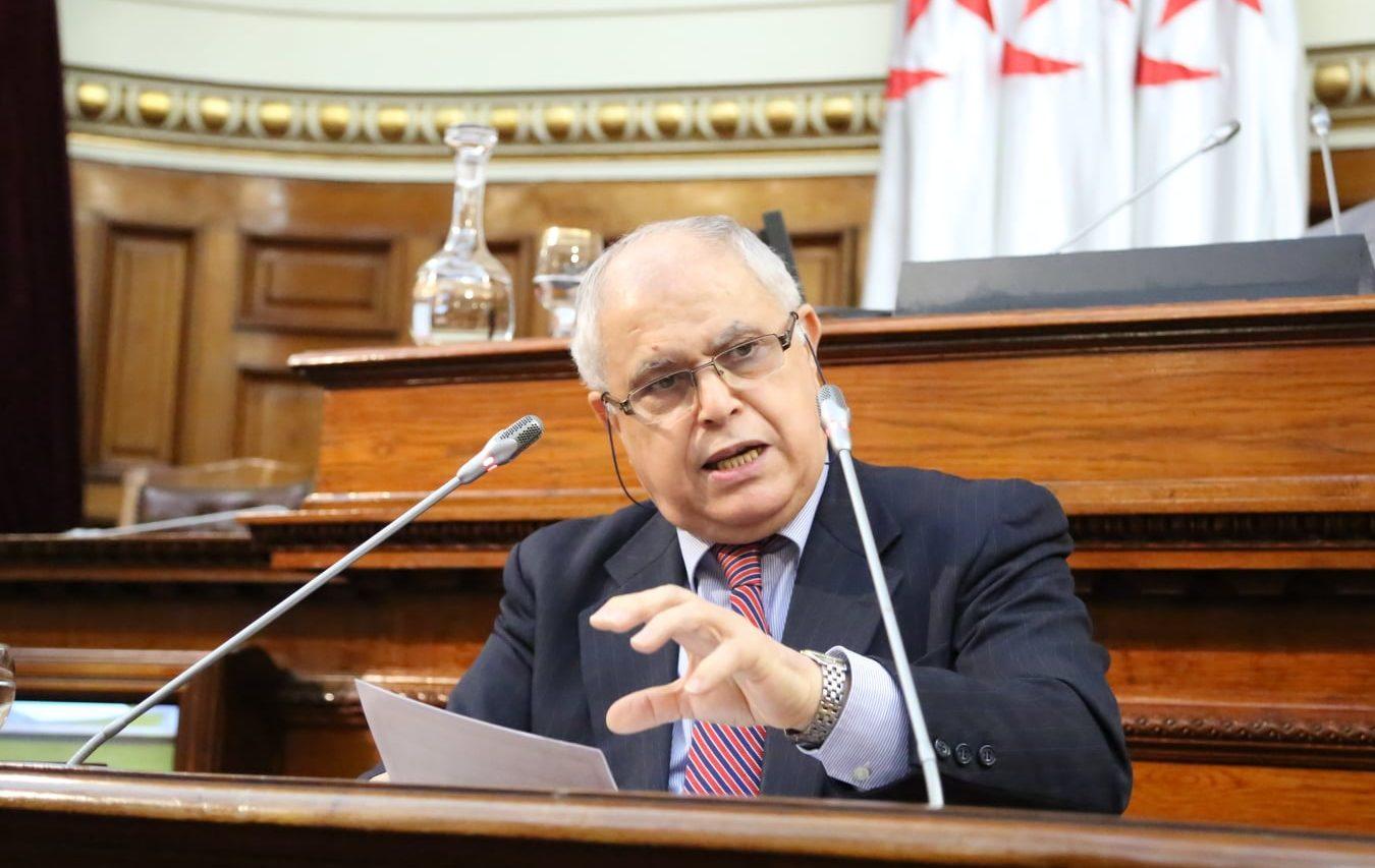 وزير الطاقة الجزائري عبدالمجيد عطار