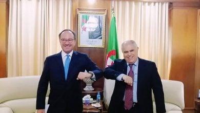 Photo of الجزائر تدعو الشركات الإيطالية إلى زيادة الاستثمار في مشروعات الطاقة