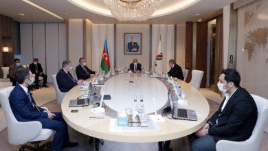 """Photo of """"النفط الأميركي"""" يدعم تطوير شركة سوكار الأذربيجانية"""