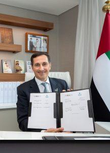 ماسيمو فالسيوني، الرئيس التنفيذي لشركة الاتحاد لائتمان الصادرات