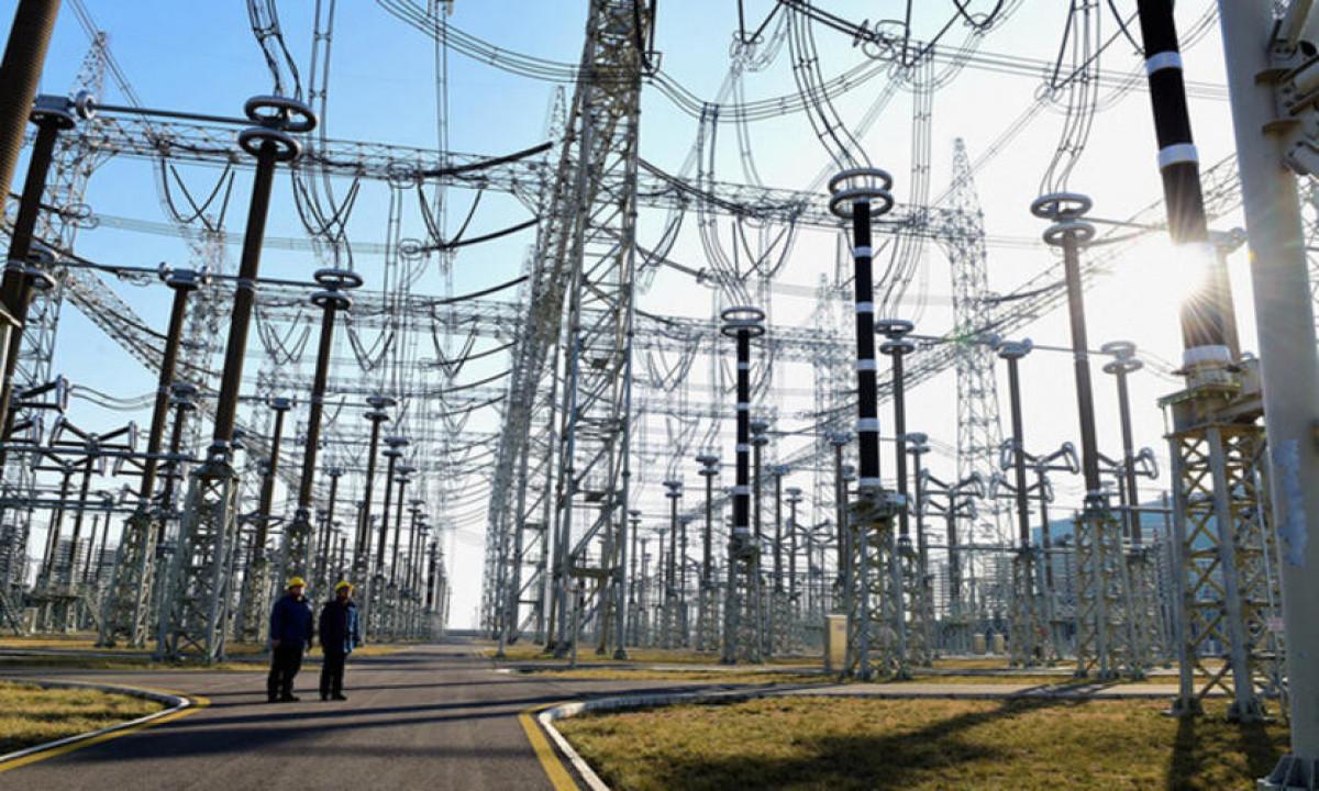 استهلاك الكهرباء في الصين