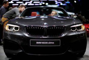 بي إم دبليو تخطط لمضاعفة مبيعات سياراتها الكهربائية