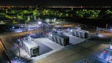 Photo of مشروع جديد لتخزين الغاز في الشارقة