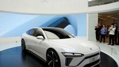 Photo of السيارات الكهربائية.. قفزة قياسية في مبيعات شركة نيو