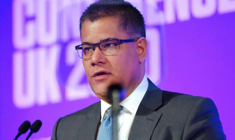 رئيس مؤتمر الأمم المتحدة الـ26 المعني بتغير المناخ (COP26)، البريطاني ألوك شارما